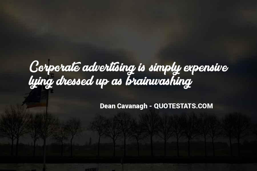 Quotes About Cavanagh #523686