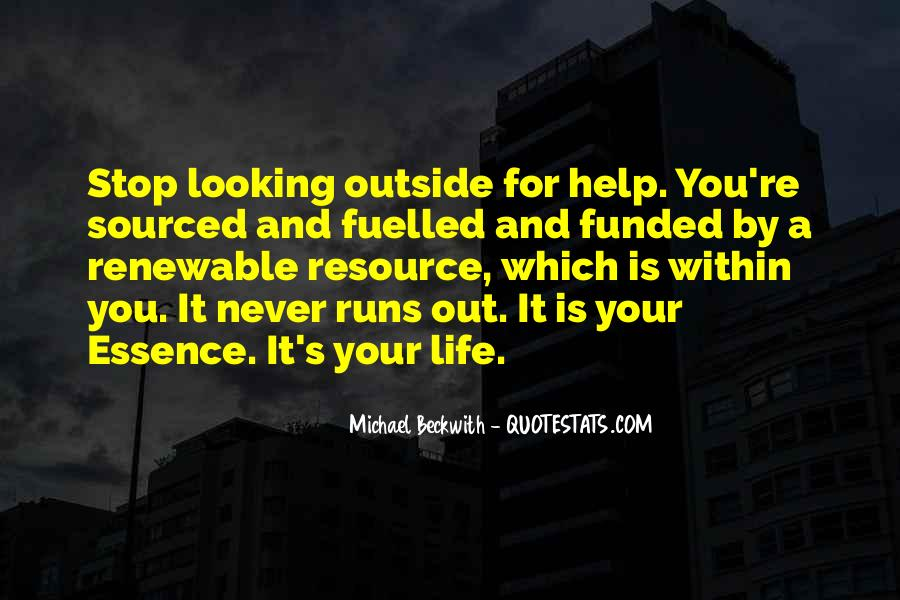 Never Stop Running Quotes #1382119