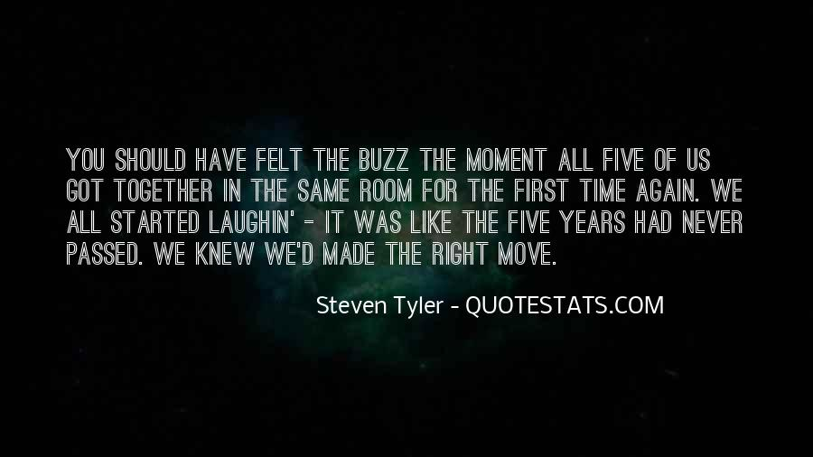 Never The Same Again Quotes #31184