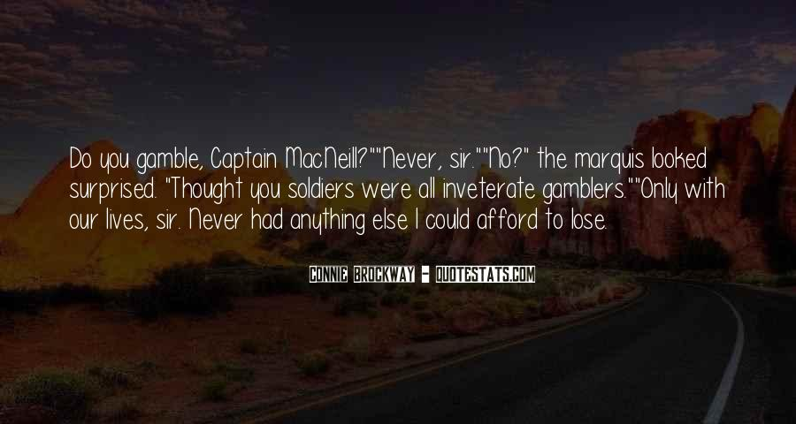 Never Thought I'd Lose You Quotes #747967