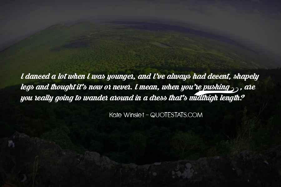 Never Thought You Would Mean So Much To Me Quotes #797651