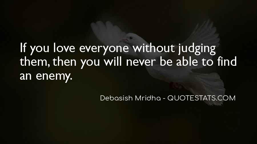 Never To Be Love Quotes #110209