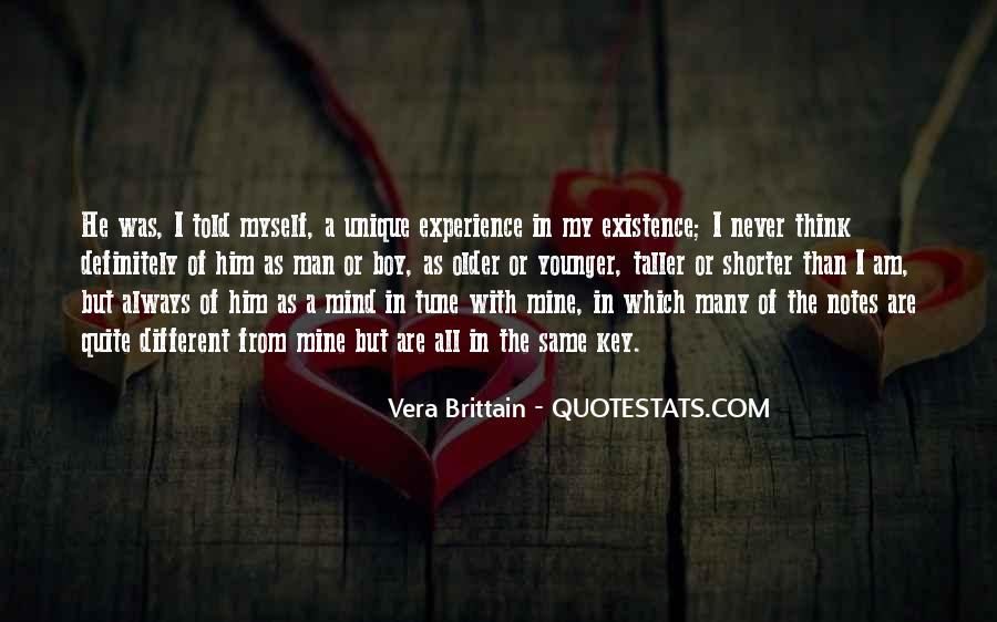 Never Told Love Quotes #1500210