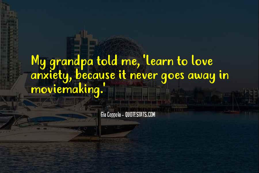 Never Told Love Quotes #1586191