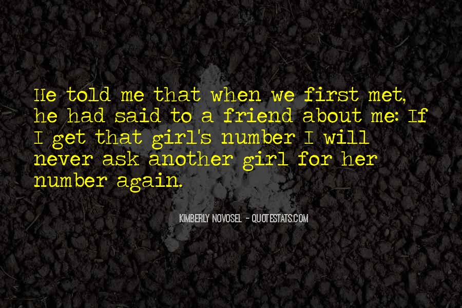 Never Told Love Quotes #490335