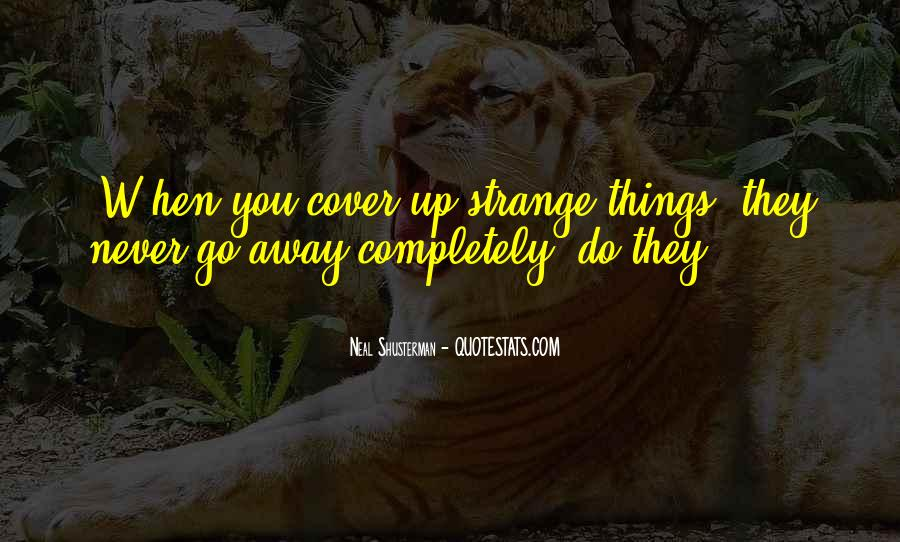 Never Too Far Away Quotes #35658