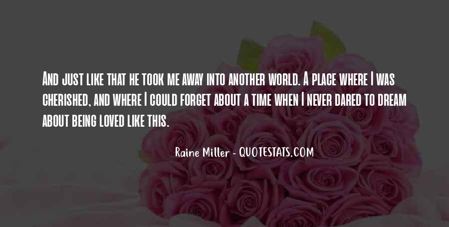 Never Too Far Away Quotes #4633