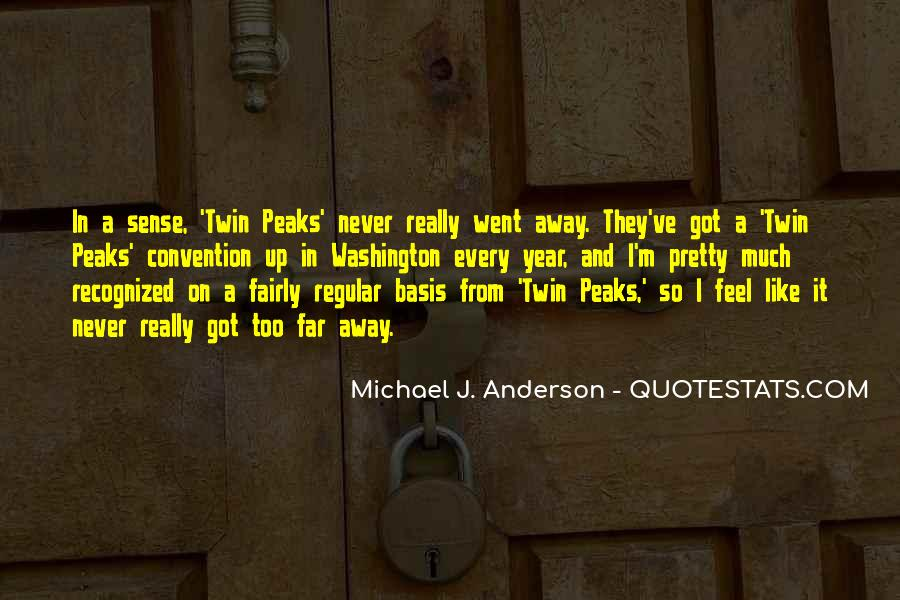 Never Too Far Away Quotes #967528