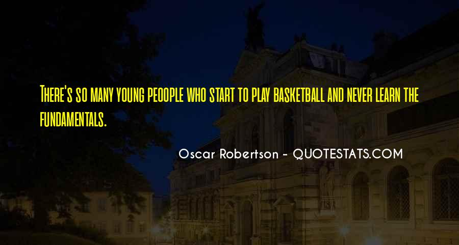Never Too Young To Learn Quotes #507491