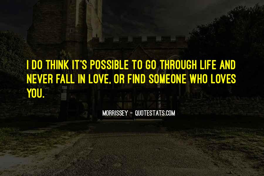 Never Want To Fall In Love Quotes #156433