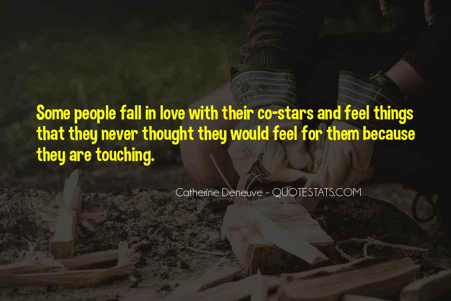 Never Want To Fall In Love Quotes #286295