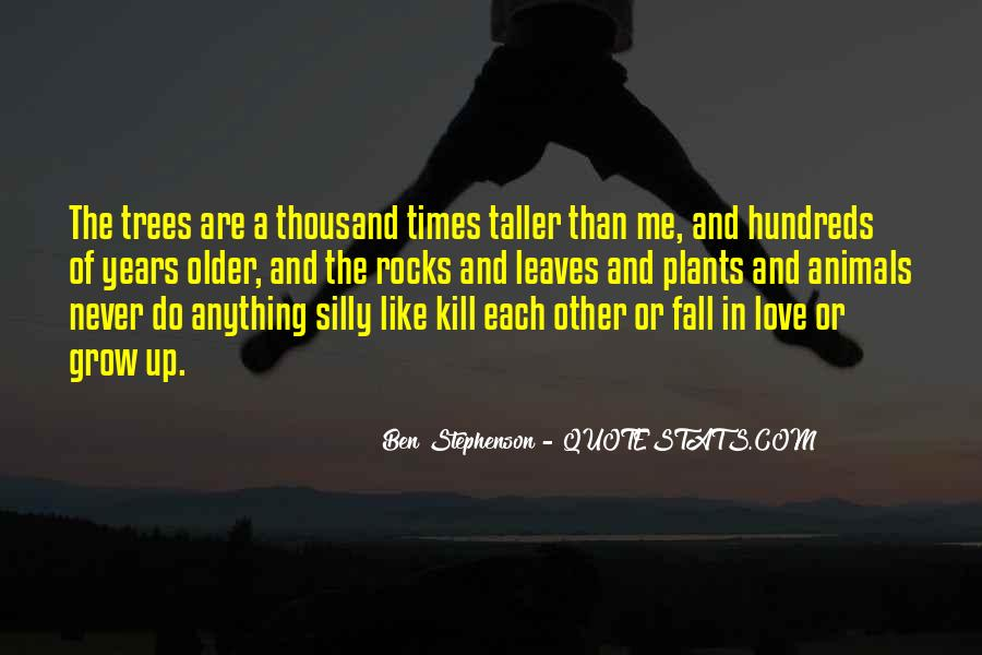 Never Want To Fall In Love Quotes #43681