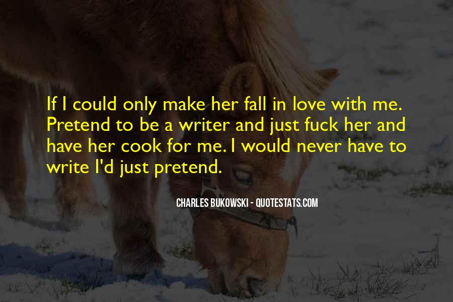 Never Want To Fall In Love Quotes #72443