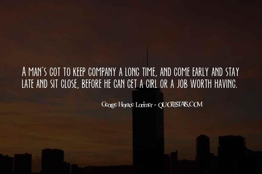 Never Worth My Time Quotes #136111