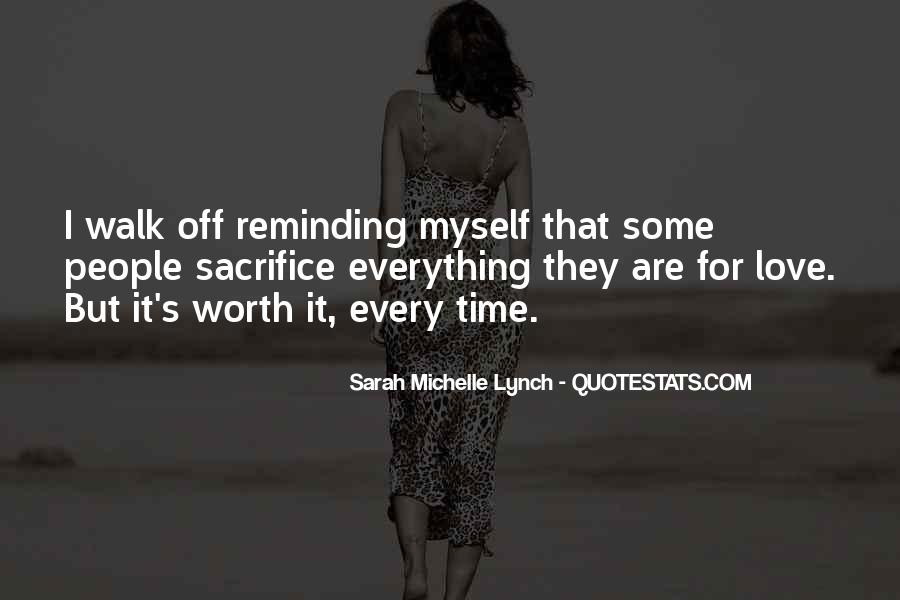 Never Worth My Time Quotes #157105