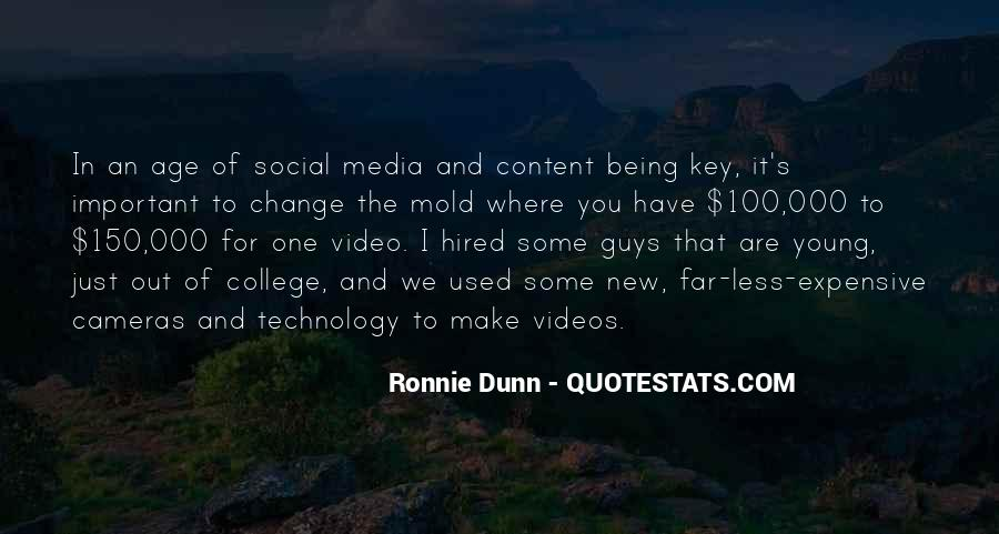 New Age Of Technology Quotes #1540159