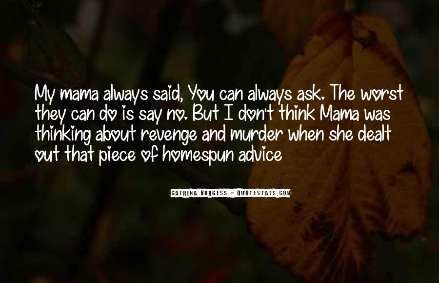 Quotes About Catrina #197447