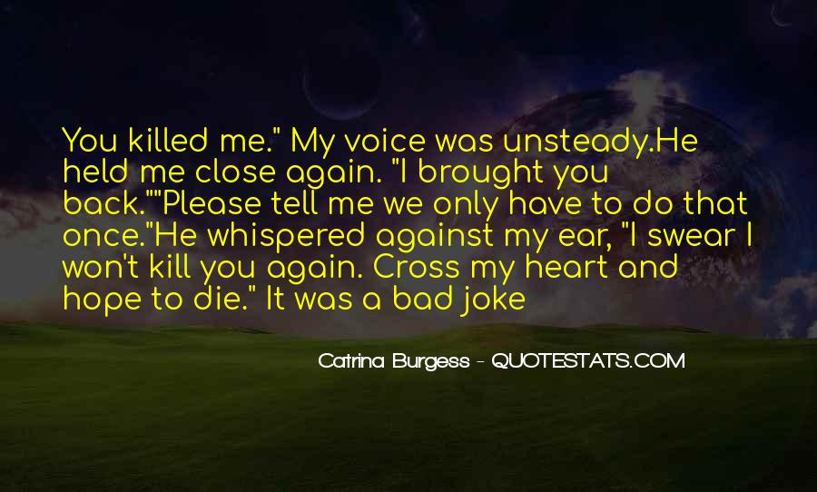 Quotes About Catrina #369822
