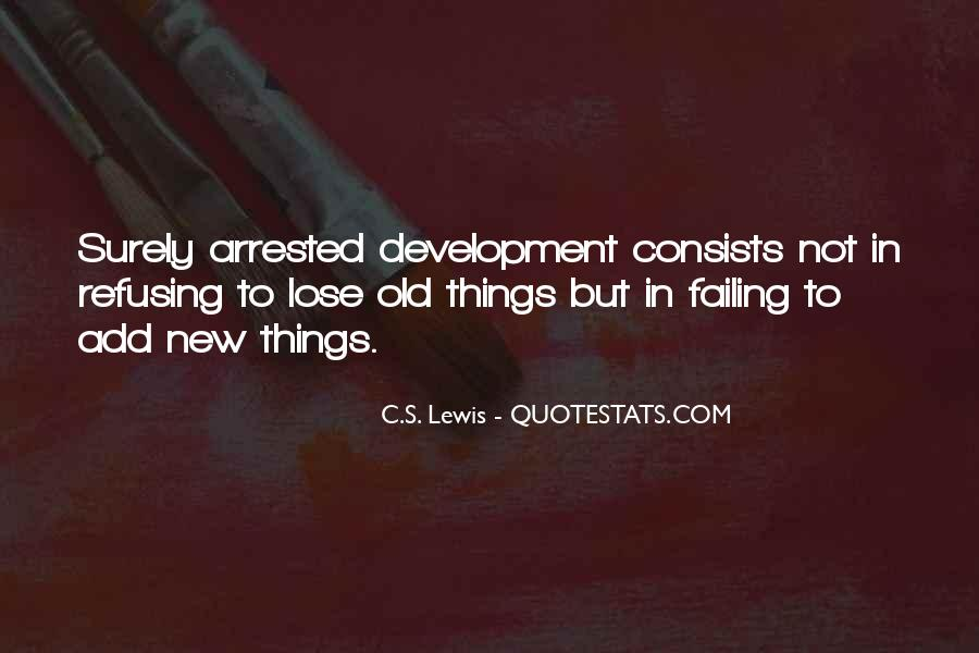 New Arrested Development Quotes #182581
