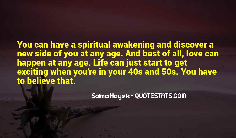 New Exciting Life Quotes #1601104