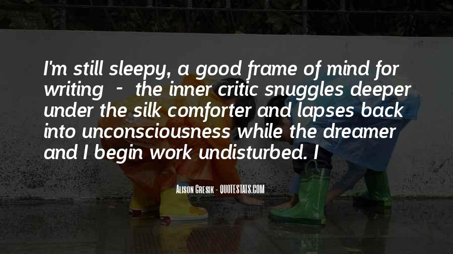 New Frame Of Mind Quotes #1078060