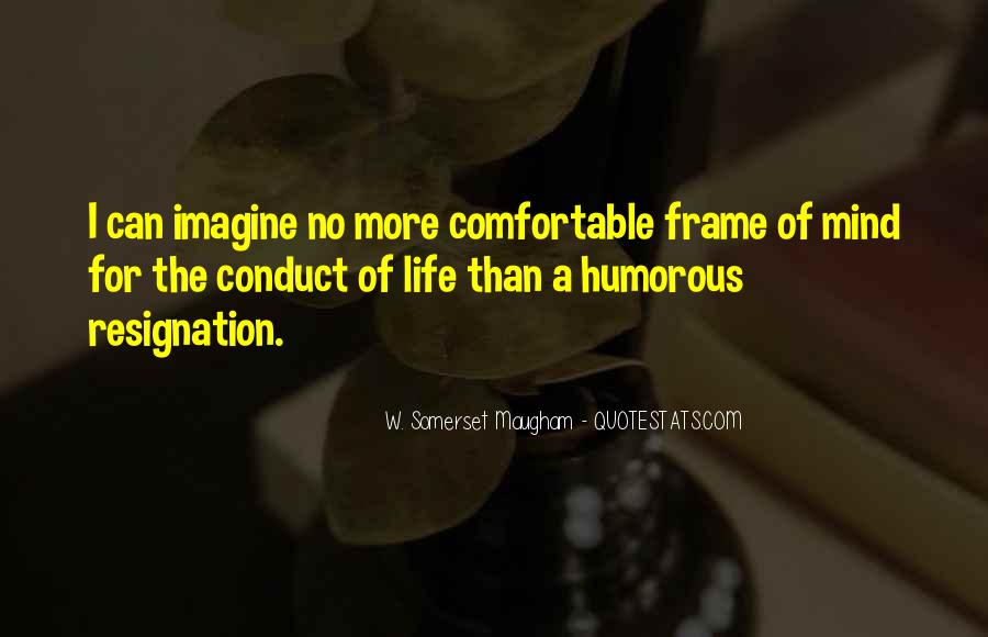 New Frame Of Mind Quotes #1102891