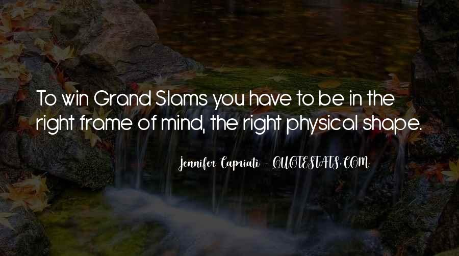 New Frame Of Mind Quotes #1108782