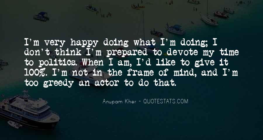 New Frame Of Mind Quotes #178830