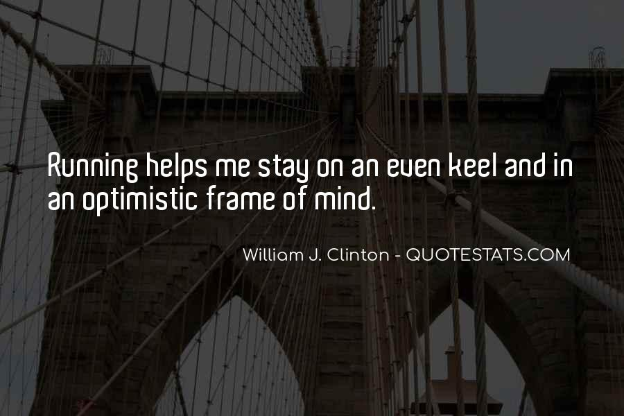 New Frame Of Mind Quotes #219452