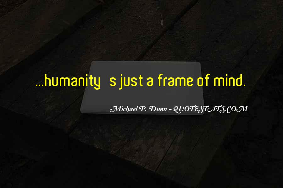 New Frame Of Mind Quotes #276959