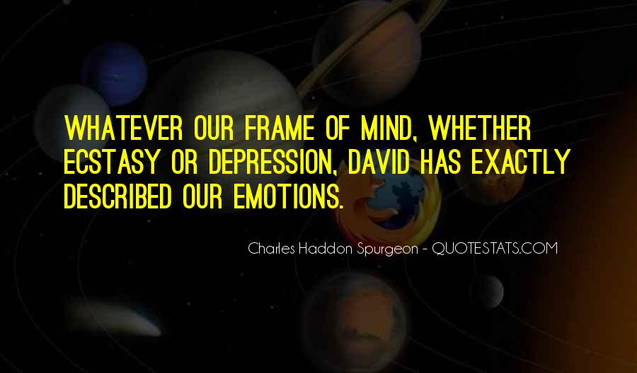 New Frame Of Mind Quotes #444041