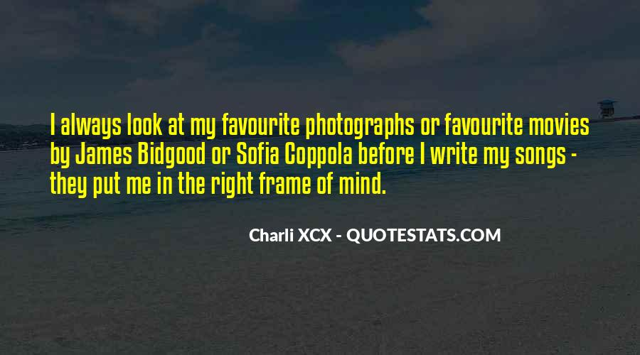 New Frame Of Mind Quotes #610883