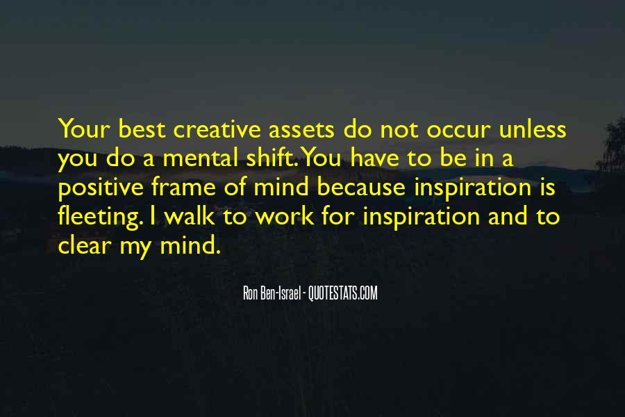 New Frame Of Mind Quotes #661577