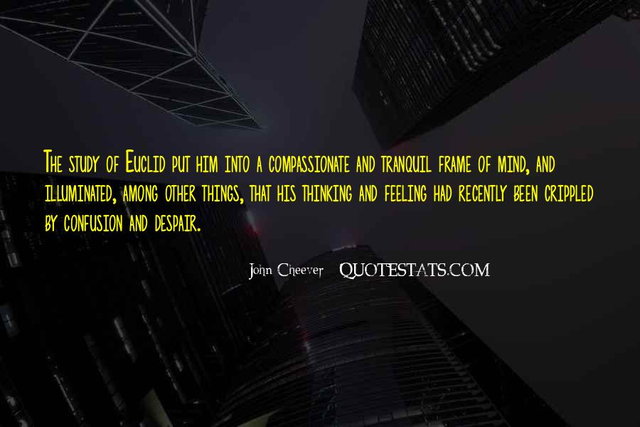 New Frame Of Mind Quotes #72087
