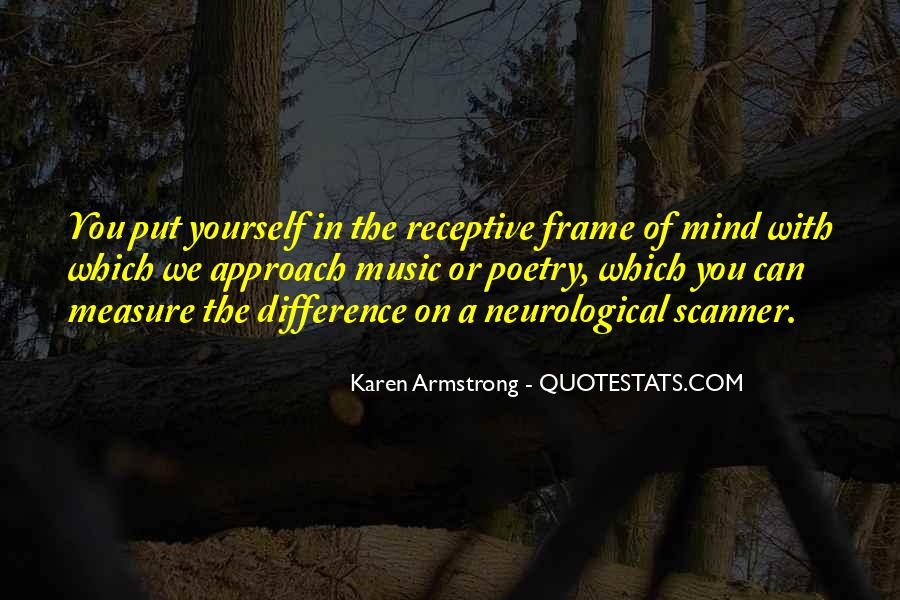 New Frame Of Mind Quotes #732001