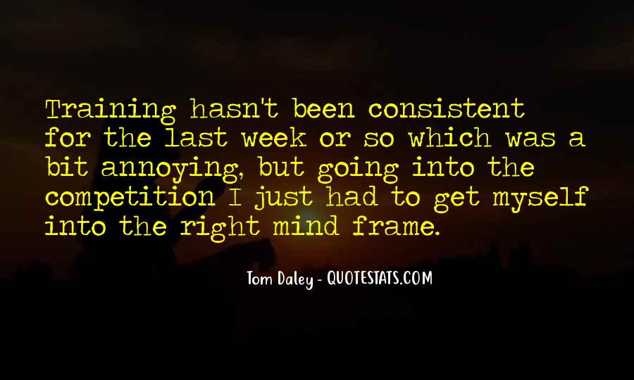 New Frame Of Mind Quotes #769037