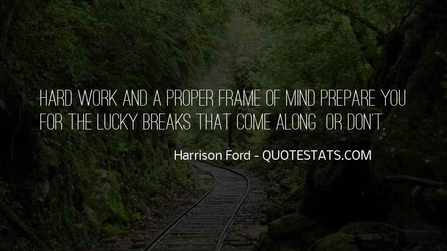 New Frame Of Mind Quotes #969586