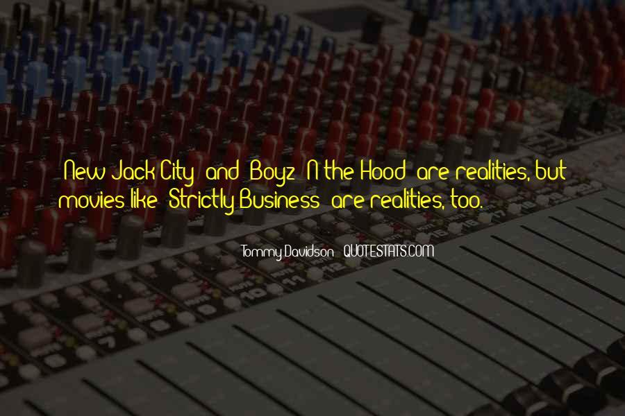 New Jack City Quotes #1089705