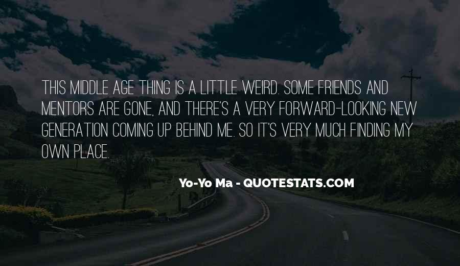 New Place New Friends Quotes #368040