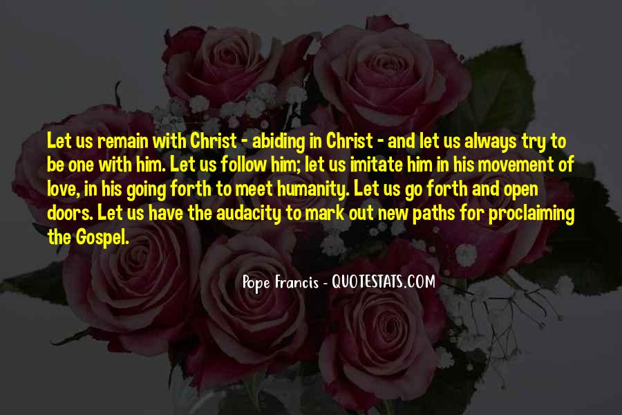 New Pope's Quotes #1017561