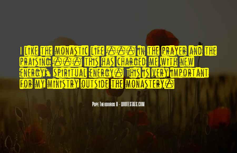 New Pope's Quotes #1429509