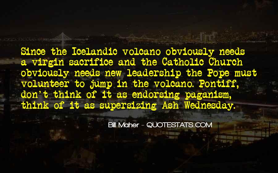 New Pope's Quotes #1540301