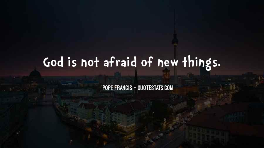 New Pope's Quotes #1633344
