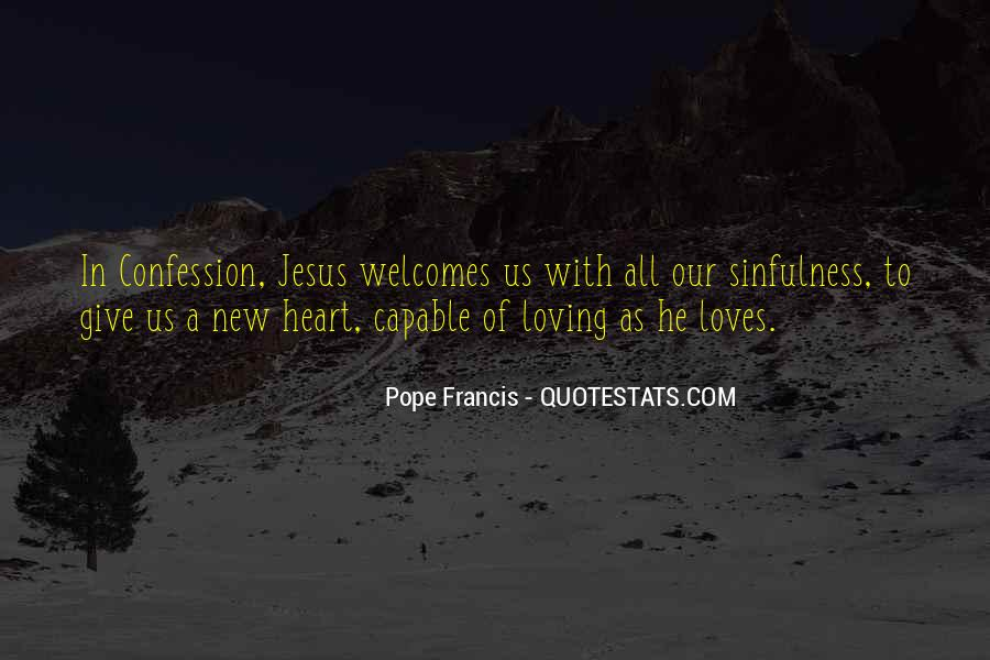 New Pope's Quotes #1735455