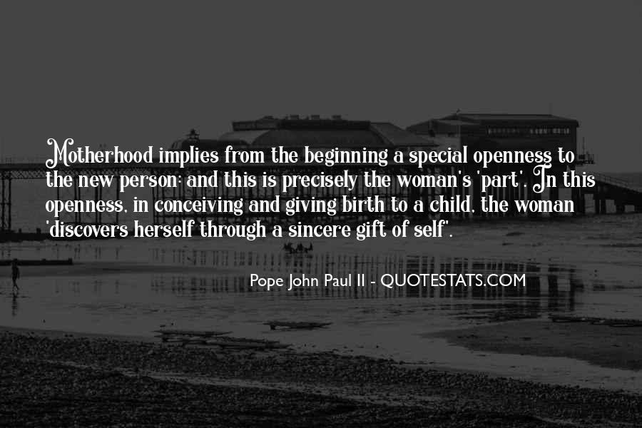 New Pope's Quotes #191814