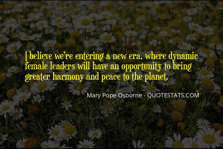 New Pope's Quotes #236791