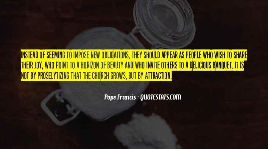 New Pope's Quotes #388435