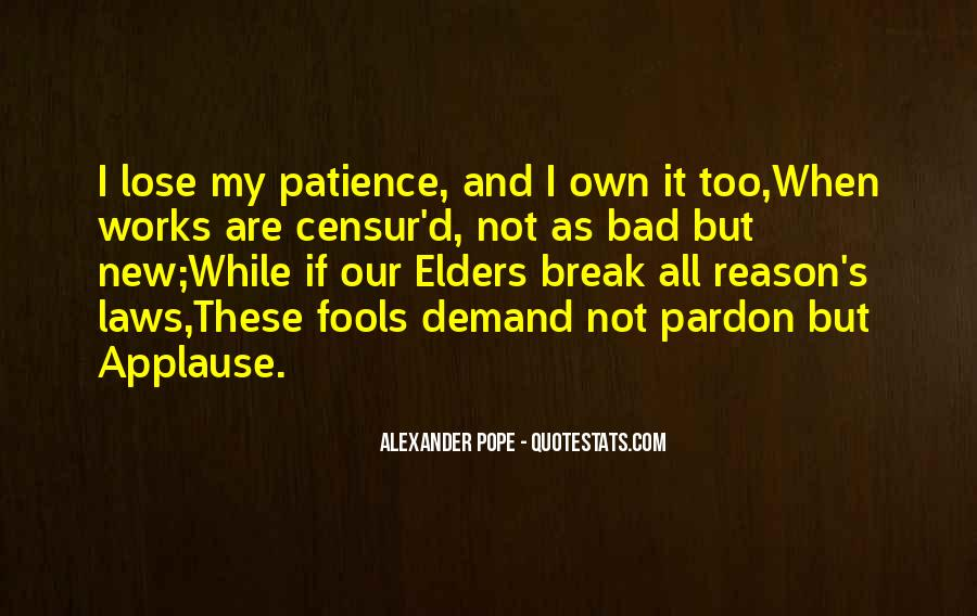 New Pope's Quotes #540153