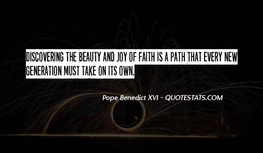 New Pope's Quotes #618936