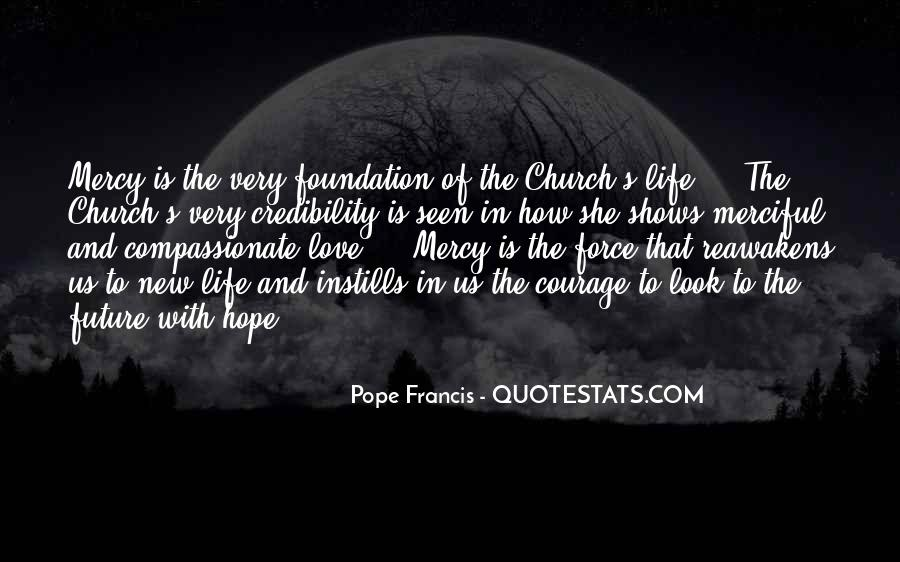 New Pope's Quotes #779000